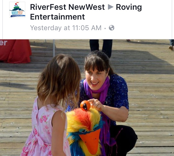 RiverFest at the Fraser River Discovery Centre @ New West Discovery Centre | New Westminster | British Columbia | Canada