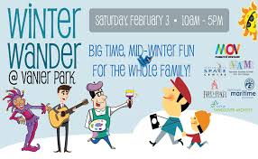 Winter Wander Saturday Feb 3rd 2018 @ Vancouver Maritime Museum  | Vancouver | British Columbia | Canada